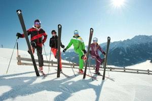 Tauernblick Super Ski  March and April 2018