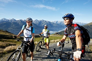 "Bike ""Hohe Tauern 4=3"" Short Stay"