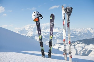 Snow waltz  Salzburgerland January 2021