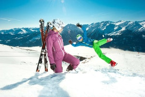 4 = 3 wir schenken Ihnen einen Urlaubstag + Skipass Wildkogel