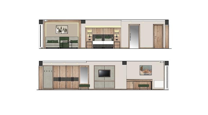 Double room Smaragd