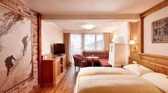 Hotelappartement Rosenquarz